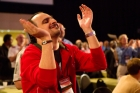 Cape-Town;Clapping;Conference;