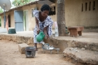 Africa;Afrika;Building;Cooking
