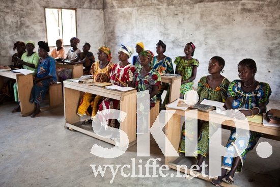 Central African;Female;Gbaya-Bossangoa;Literacy;Woman;books;class;gbp;women
