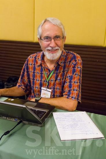 American;ICON;Look!2012;Man;North American;SIL International Conference;Wycliffe Global Gathering;computer;glasses;hombre;homem;homme;smile;男人;男性