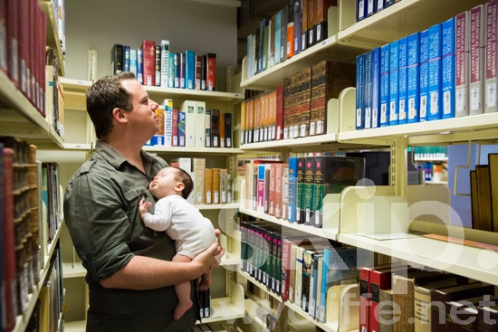 Australian;Baby;Father;Library;Linguistics;Nathan Lovell;Parent;Parenthood;South Africa;Study