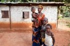 Africa;Family;PEOPLE;baby;boy;