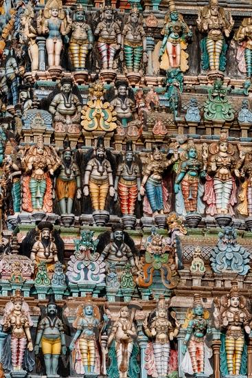 Art;Asia;Asien;COUNTRY;Carving;Colorful;Hindu;Inde;India;Indien;L\'Asie;PLACE;RELIGION;Religious Building;Temple;découpage;escultura;hindou;hindoue;hindu;hindú;lieu de culte;religião;religión;templo;Ásia;Índia;Азия;Индия;ヒンズー教;亚洲;印度;印度教徒;宗教;宗教建築;宗教的建築物;彫刻;雕刻;아시아;인도
