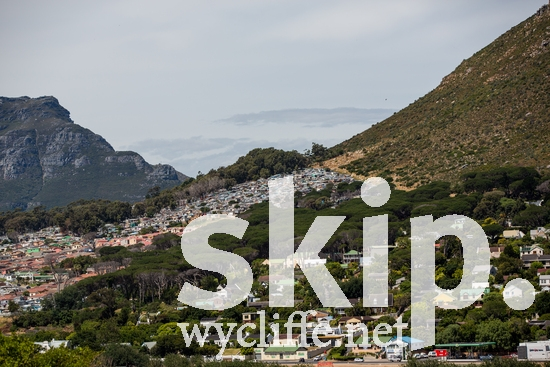 Cape Town;SA;South Africa;hill;house