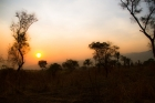 Africa;Cameroon;Places;Sunset;