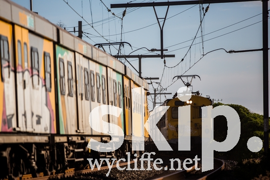 Cape Town;SA;South Africa;commute;train;travel