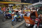 Philippines;tricycle;tricycles