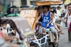 Philippines;tricycle;man;male;
