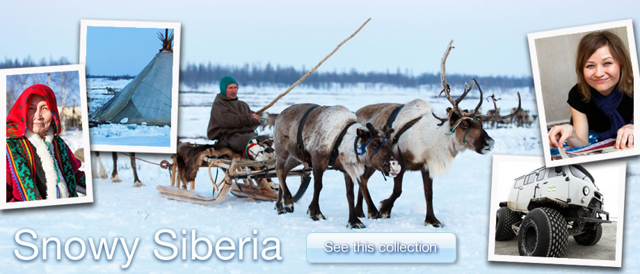 Images from Siberia, Russia
